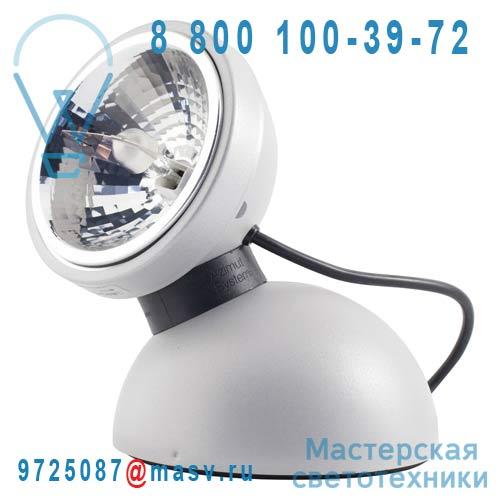 10242 Lampe a poser Gris - MONOPRO 360° Azimut Industries