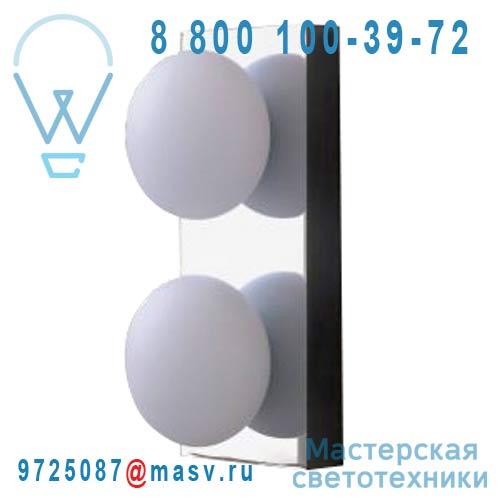 ACON.000061 Applique Nickel brosse - BOLLA 2 Contardi