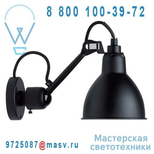 304SW BL-SAT Spot Noir interrupteur - N°304 DCW Editions
