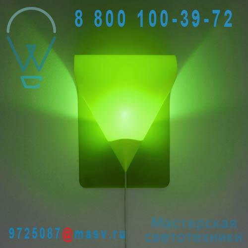 DC260D Applique Vert - FLEEPY DesignCode