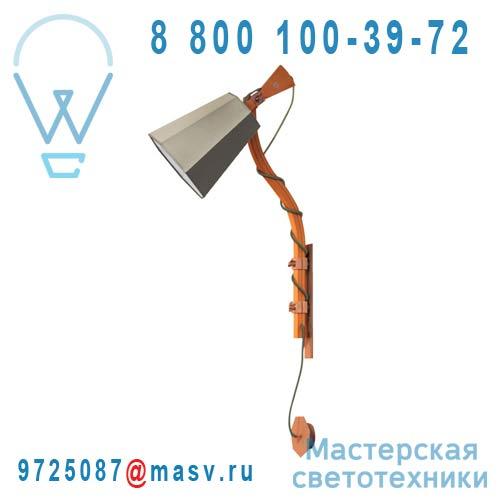 Pam110lkb Applique Kaki/Blanc S - LUXIOLE DesignHeure