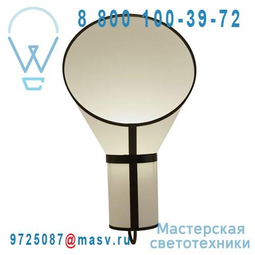A65pccb Applique Blanc/Blanc - PETIT CARGO DesignHeure