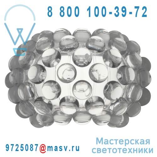 138025 16 Applique Clear S - CABOCHE Foscarini
