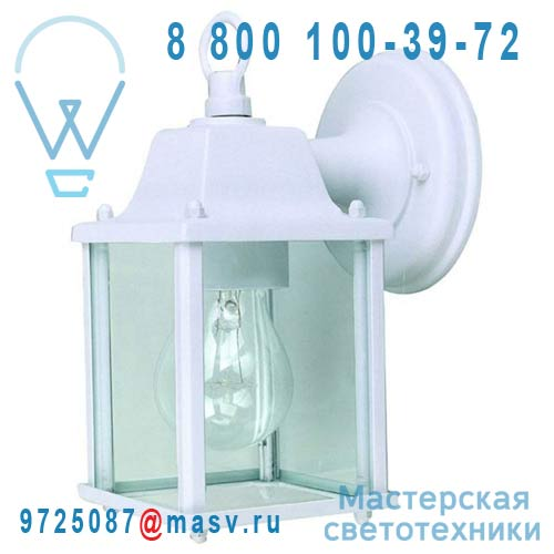 3351840267588 - 62833694 Applique Blanc - SANBOI Inspire