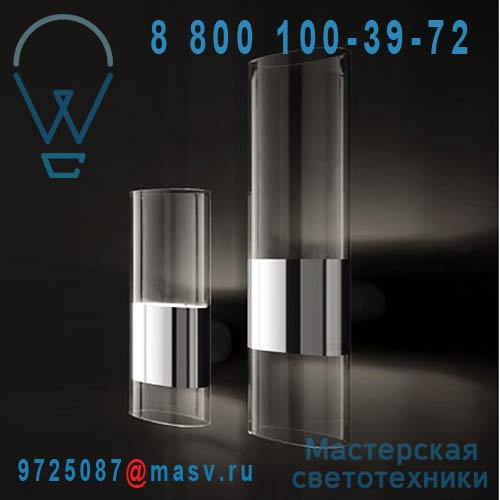 L0149 TR Applique Clear L - LINE O Luce