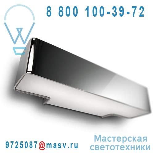 301851116 Applique Rectangle S Chrome - ECOMOODS Philips