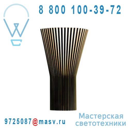 16 4231 21 Applique Bois Noir H45cm - SECTO Secto Design