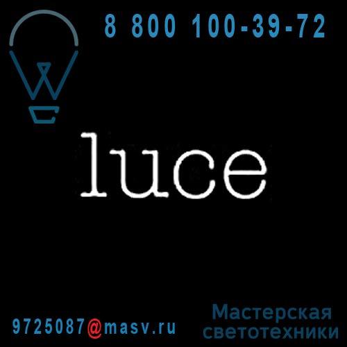 """01422_010 Neon """"LUCE"""" - NEON ART Seletti"""