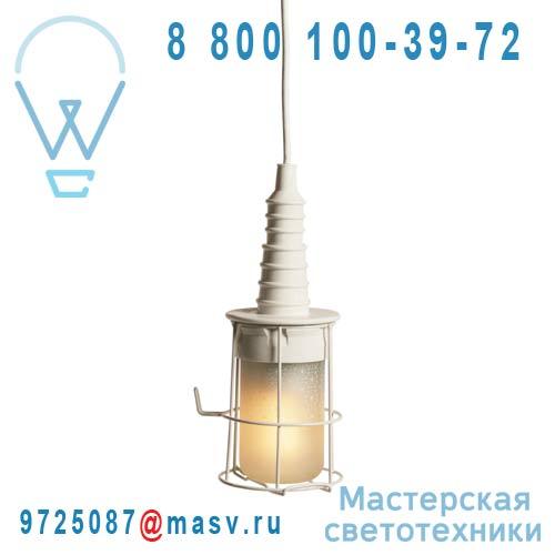 07763 BIA Lampe Baladeuse Blanc - UBIQUA Seletti