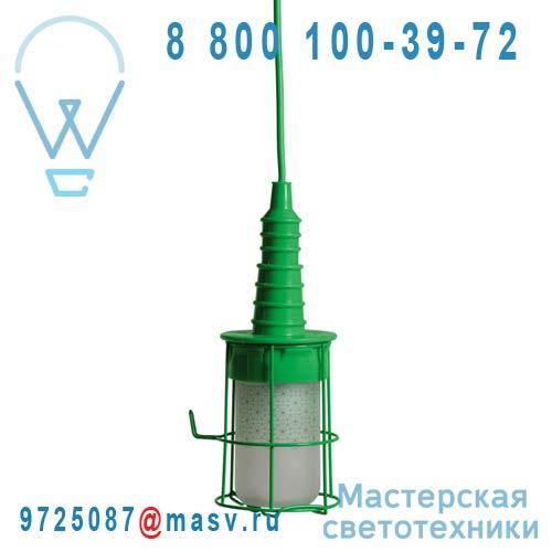 07763 VER Lampe Baladeuse Vert - UBIQUA Seletti