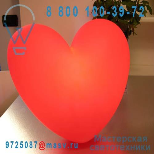 SD LOV020D Applique rouge - LOVE Slide