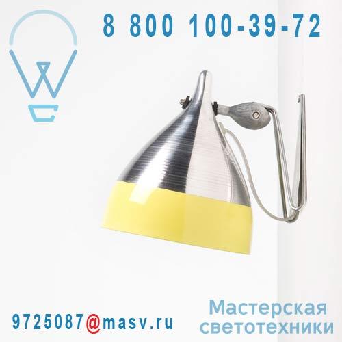 0796 Applique alu et jaune - CORNETTE Tse & Tse