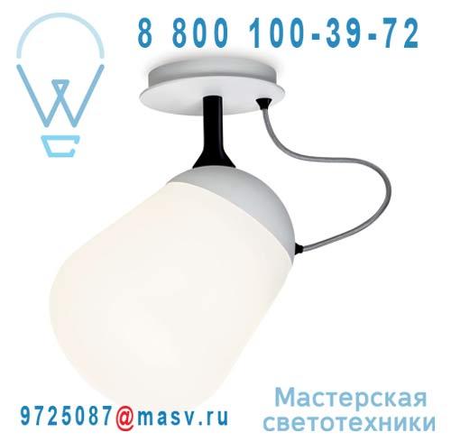 V01019 5201 Applique/plafonnier Blanc - HIPPO Vertigo Bird