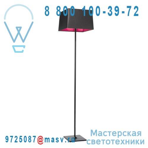 AX023 005207 Lampadaire Big Black/Fuchsia - MEMORY Axis 71