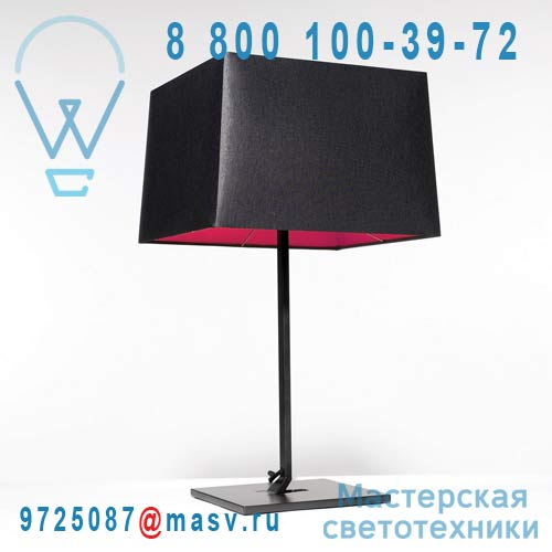 AX022 005207 Lampe M Black/Fuchsia - MEMORY Axis 71