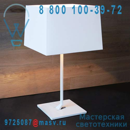 AX022 008209 Lampe M Blanc - MEMORY Axis 71