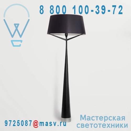 AX046 005205 Lampadaire Black/Silver - S71 Axis 71