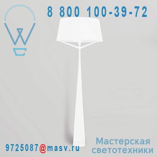 AX046 008209 Lampadaire Blanc - S71 Axis 71