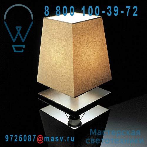 ACAM.000221 Lampe bronze/marron - QUADRA Contardi