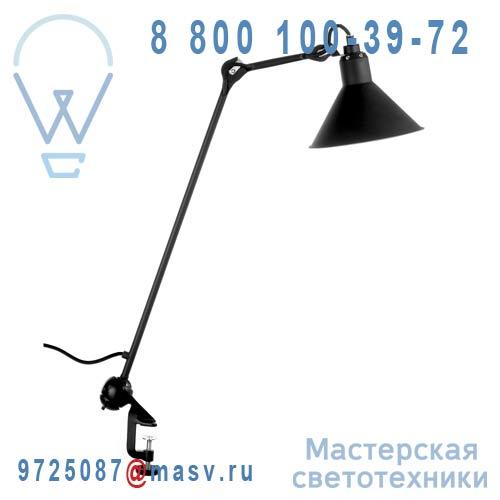 201 BL-SAT Lampe de bureau a etau Noir - N°201 DCW Editions