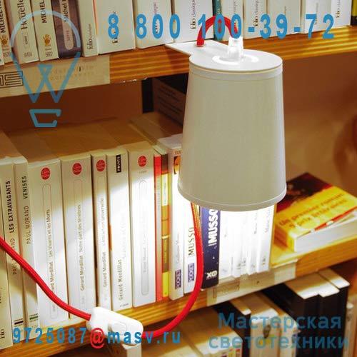Llbbo Lampe de bibliotheque Blanc/Or - LIGHTBOOK DesignHeure
