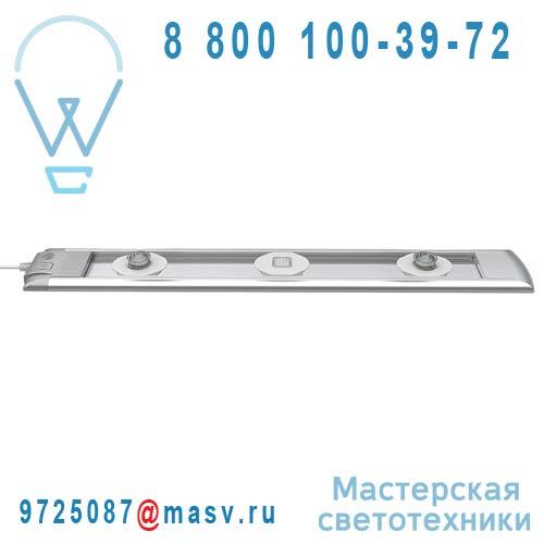 """CNSSK45WW Kit Standard 2 LED Blanc - CLIP N""""SLIDE Lucibel"""