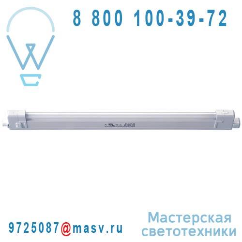 3351841141566 - 68742331 Reglette 20W Blanc - LINDEN Inspire