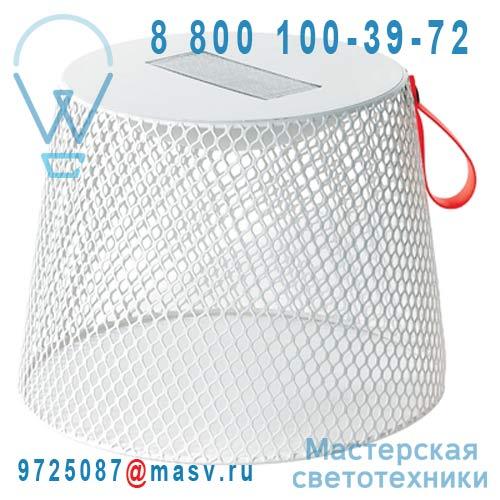 IVY 595 Blanc 01 Table basse/Tabouret lumineux Blanc - IVY Emu