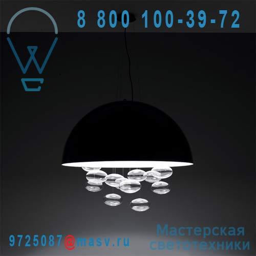 30462N Suspension Noir 90 - ABSIDE Evaluz