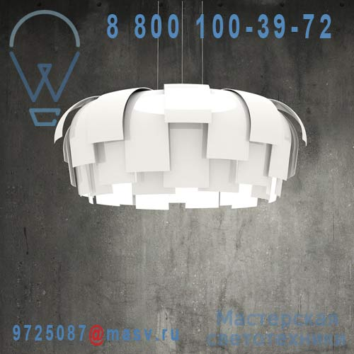 4182BI Suspension Blanc - WIG Fontana Arte