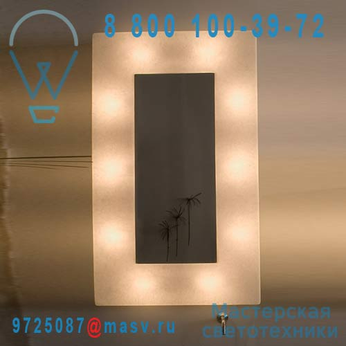 IN-ES020022 Applique/Cadre lumineux - EGO 2 In-es Artdesign