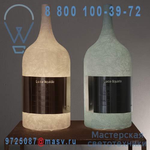 IN-ES060C20 Lampe Turquoise - LUCE LIQUIDA 1 In-es Artdesign
