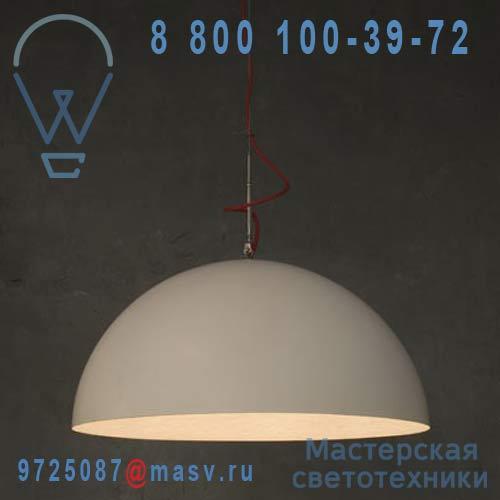 IN-ES0501BI-B Suspension Blanc - MEZZA LUNA In-es Artdesign