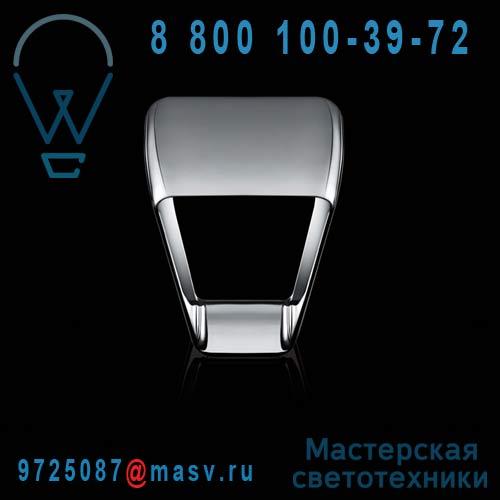 145050IC Applique Chrome Halogene - FRAME Kundalini