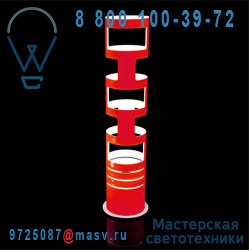 034684ROEU Lampe M Rouge - SAMA Kundalini