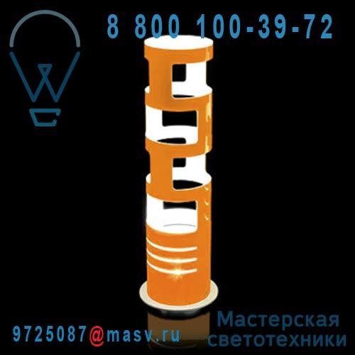 034683AREU Lampe S Orange - SAMA Kundalini