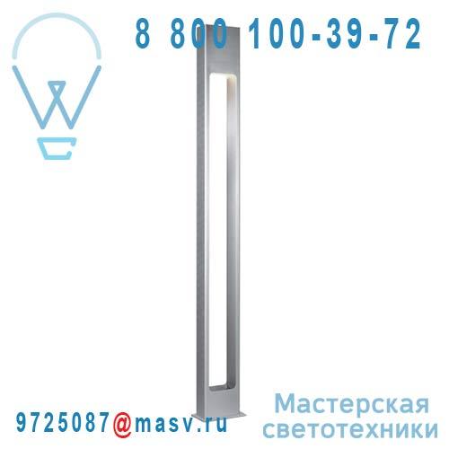 3900/016 Lampadaire Argent - NOTE Alma Light