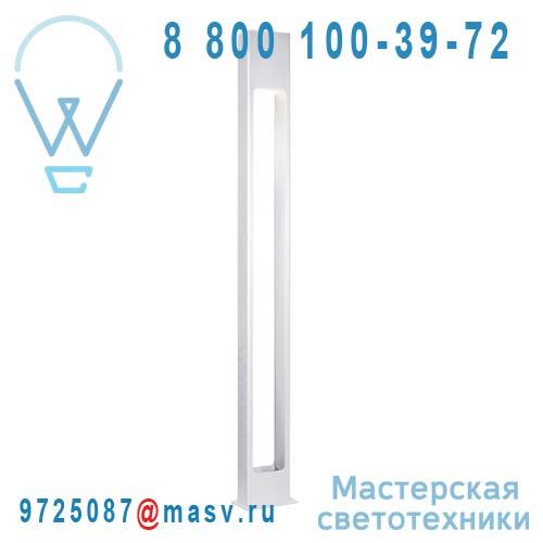 3900/011 Lampadaire Blanc - NOTE Alma Light