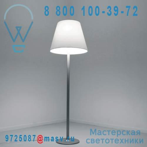 0123010A Lampadaire Alu/Gris M - MELAMPO Artemide
