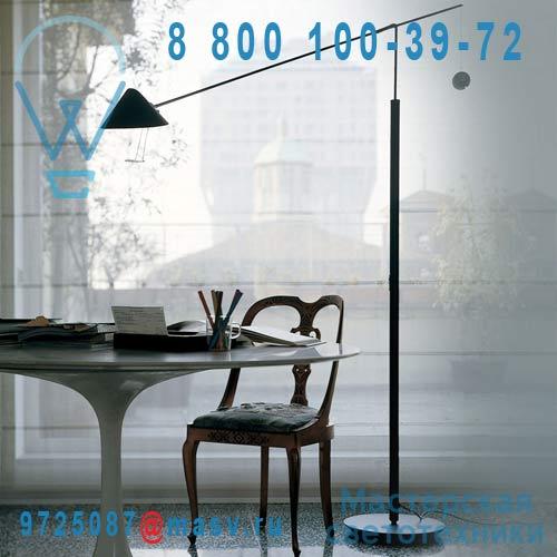 A015700 Lampadaire Noir L - NESTORE Artemide