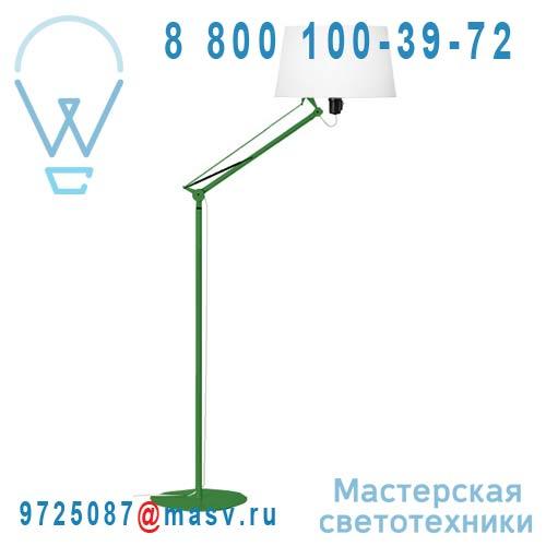 643700 Lampadaire Vert - LEKTOR Carpyen