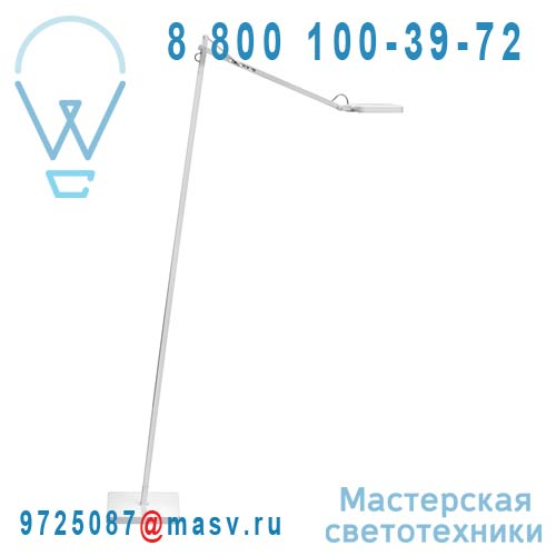 F3305009 2 COLIS (F3306009 + F3322009A) Liseuse Blanc - KELVIN LED FLOS