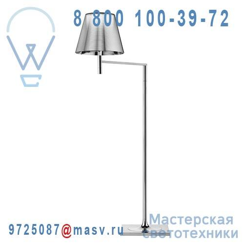 F6265004 Liseuse Chrome & Argent - KTRIBE F1 FLOS