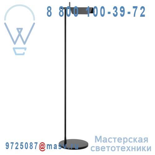 F6561030 Lampadaire Noir - TAB F LED FLOS