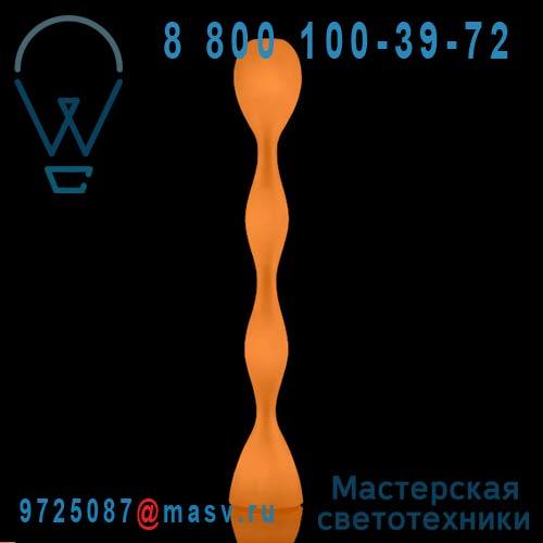 04095AREU Lampadaire Orange - YOGA Kundalini