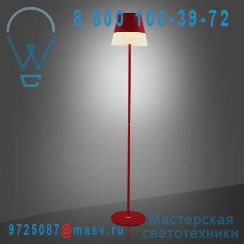 HMT091015FL-MR Lampadaire Rouge - HAT Lumiven