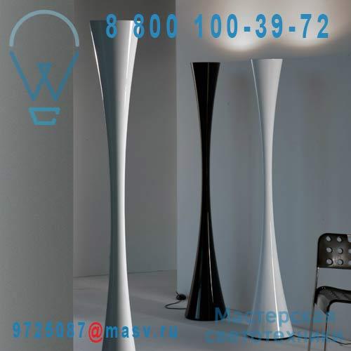 2217/BI Lampadaire Blanc - BICONICA Martinelli Luce