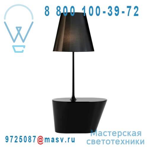 362104700 + 862284701 Lampadaire Noir/Noir chinz - AMERICA Metalarte