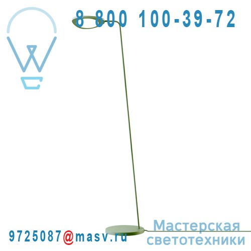 LEAF 12025 Lampadaire LED Vert Clair - LEAF Muuto