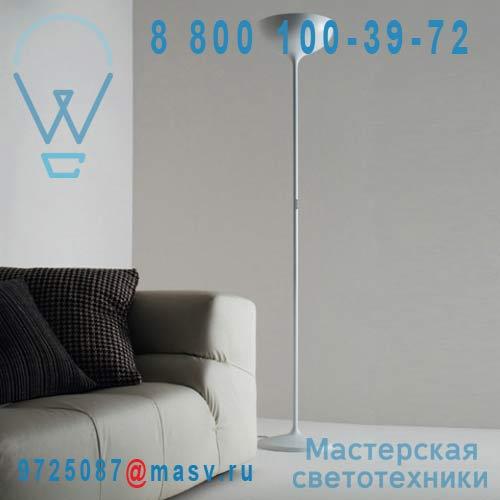 1DRF2 000 02 EE0 Lampadaire Blanc Laque M - DRINK Rotaliana